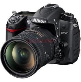 尼康(Nikon) D7000 单反套机(AF-S DX 尼克尔 18-140mm f/3.5-5.6G ED VR镜头)