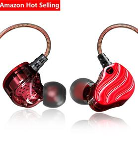 Amazon Hot Selling Dual Dynamic Earphone-OE1