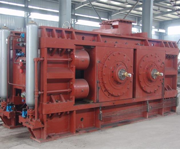 Slag final grinding, raw material final grinding system