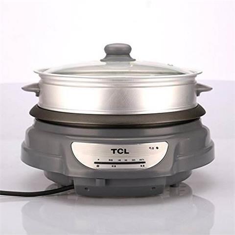 全家福电火锅 家用 小家电 厨房电器 蒸锅 煮锅