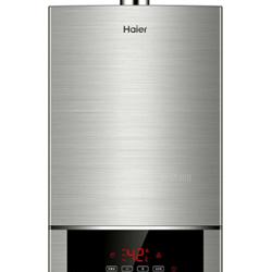 海尔燃气热水器 13升智能精控恒温 变升节能