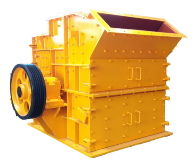 High pressure roller mill