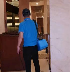 酒店灭蚊蝇